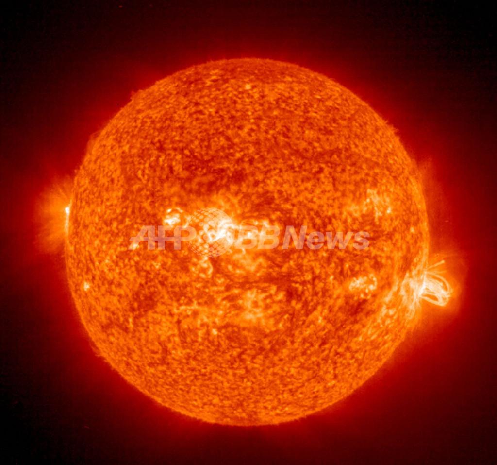 太陽活動、17世紀以来の休止期に突入か 米研究