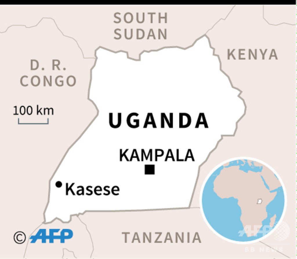 ウガンダの5歳児、エボラ出血熱に 隣国コンゴ民主共和国から感染拡大