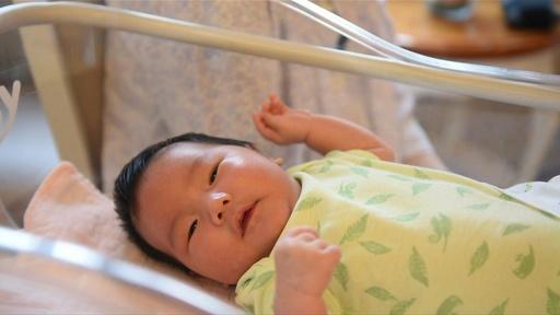 動画:中国の19年GDP成長率、大幅減の6.1% 出生率も過去最低水準に