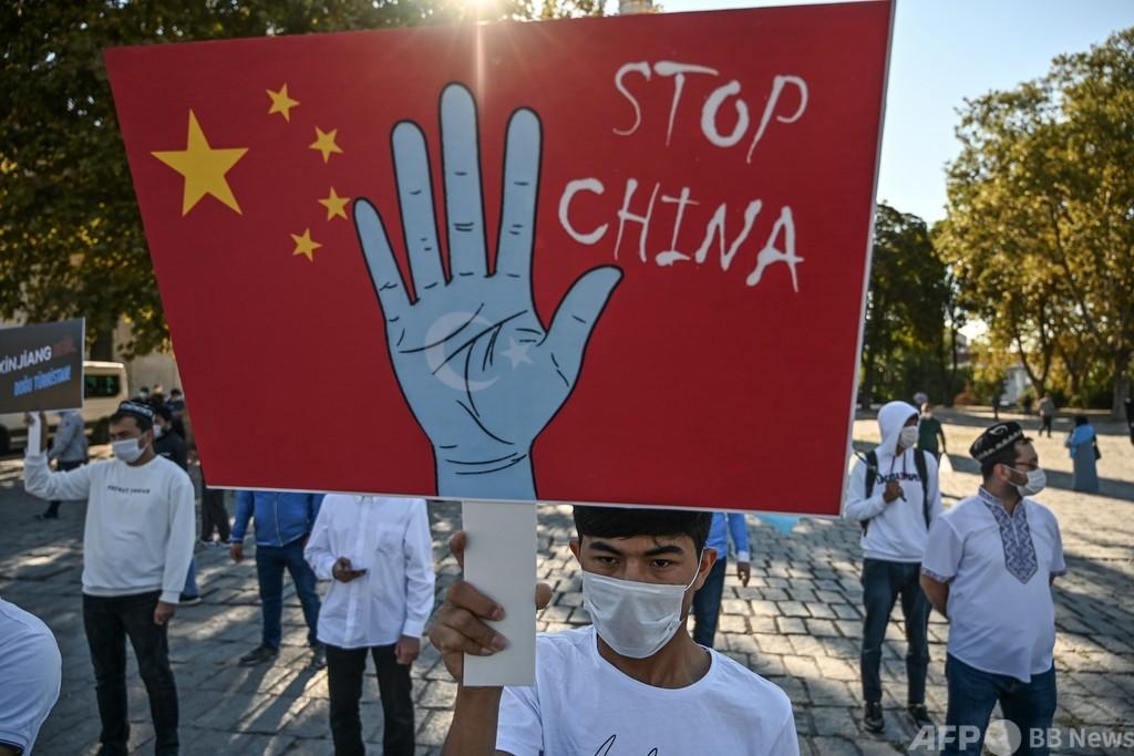 「中国がウイグル人らにジェノサイド」、米上院に決議案提出