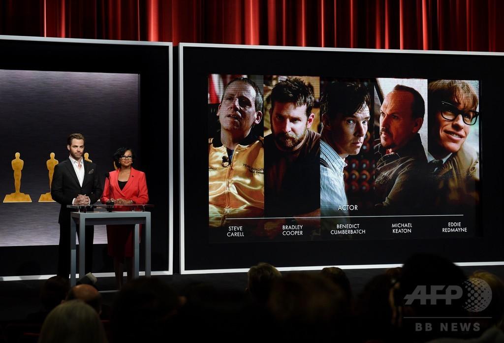 第87回アカデミー賞、『バードマン』『グランド・ブダペスト・ホテル』が最多9部門ノミネート