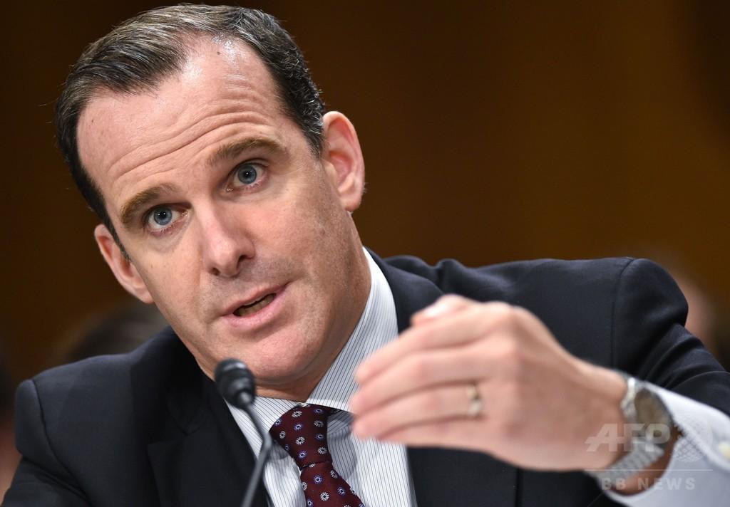米政府高官「対IS作戦、14か月以内に終わらせたい」
