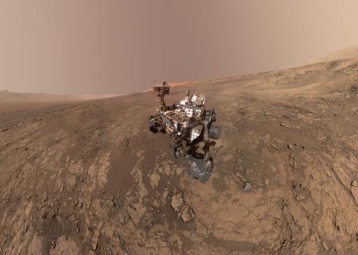 火星の高濃度メタン検出、一過性のガス放出現象か NASA