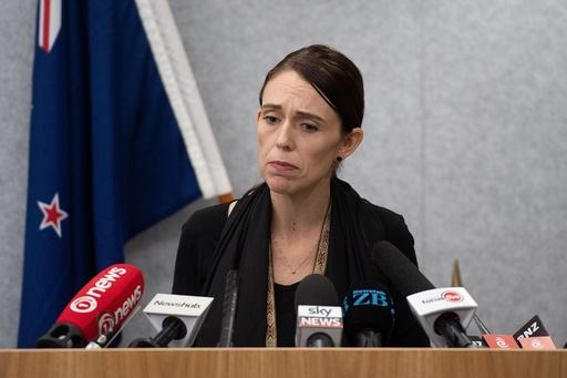 NZ首相、銃規制法の厳格化を明言 モスク銃乱射事件受け