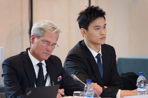 長期出場停止に直面の孫楊、検査官の不手際を主張