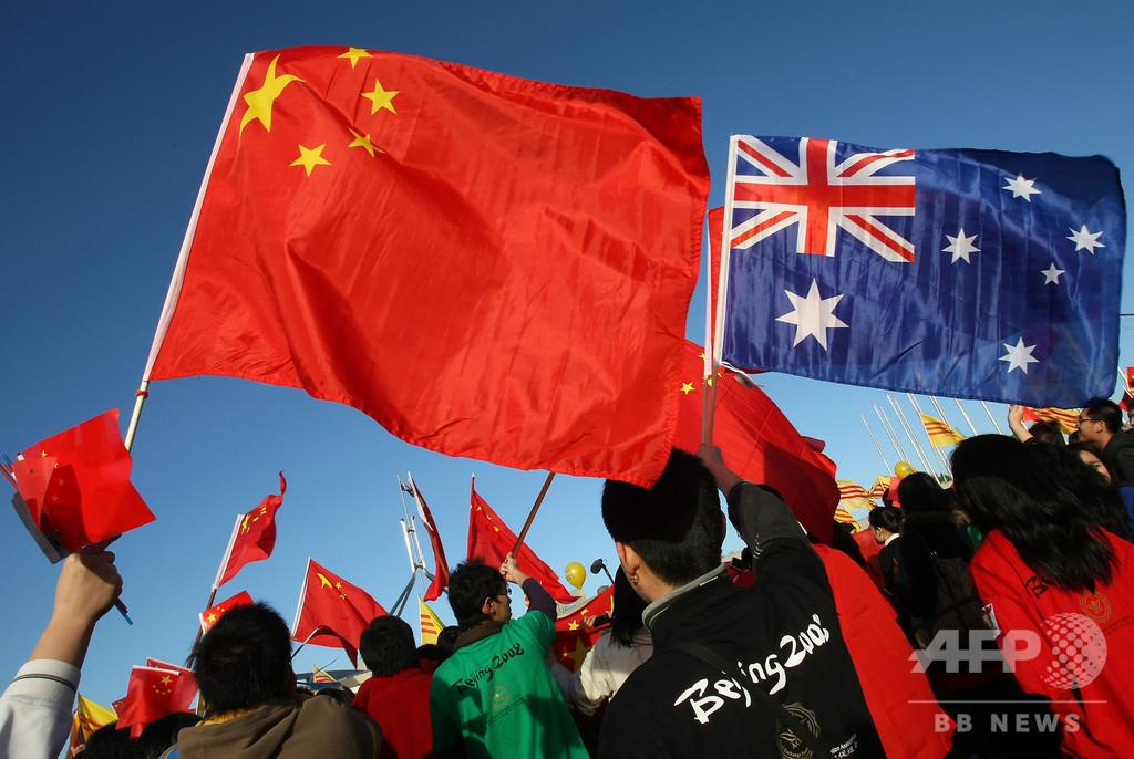 豪野党議員の自宅と事務所を捜索、中国の内政干渉捜査で