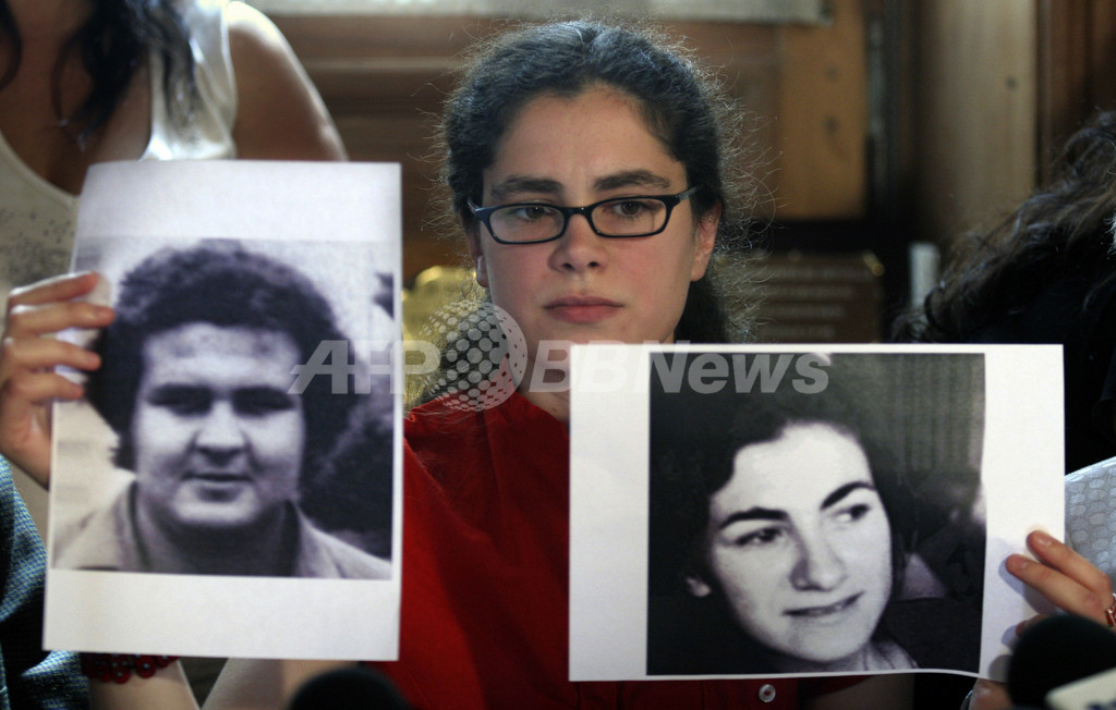 軍政下で「盗まれた」行方不明者の子ども裁判、養父母に実刑