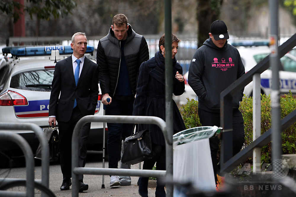 性的暴行容疑の仏ラグビー選手6人を釈放、地元警察 写真1枚 国際 ...
