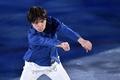 羽生やザギトワらが華麗な演技、フィギュアスケート・エキシビション 平昌五輪