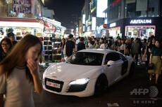 一瞬にして地に落ちた韓国の新興コスメブランド