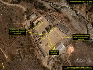 北朝鮮、米朝会談前に核実験場廃棄へ