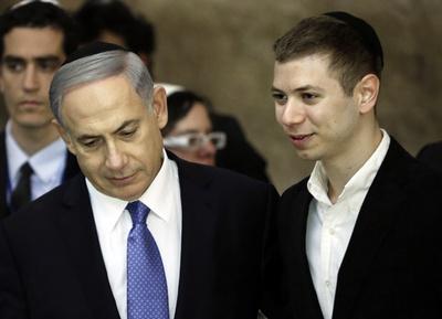 イスラエル首相の長男が反イスラム発言、FBアカウント一時停止