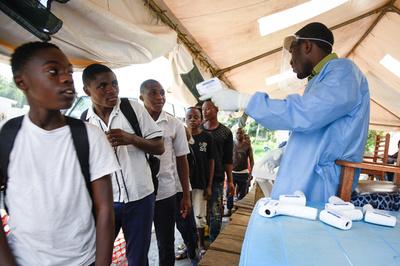 コンゴのエボラ、死者500人超に ワクチン接種で増加は頭打ち