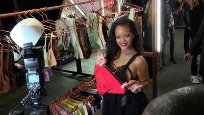 動画:リアーナが下着をプロデュース、「サヴェージ×フェンティ」発表
