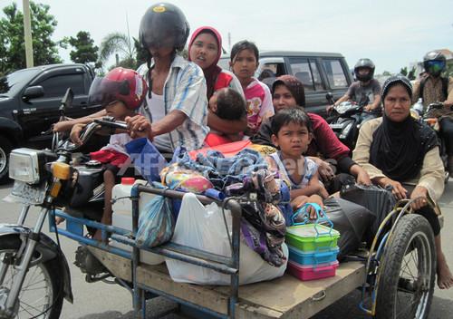 インドネシア・スマトラ島北西部で地震、M7.2