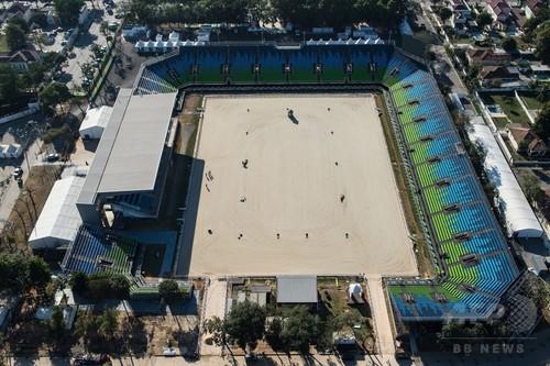 国際ニュース:AFPBB News【写真特集】空からリオを見てみよう、五輪会場や名所まとめ