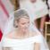 モナコのシャルレーヌ妃、ウエディングドレスは「ジョルジオ アルマーニ プリヴェ」