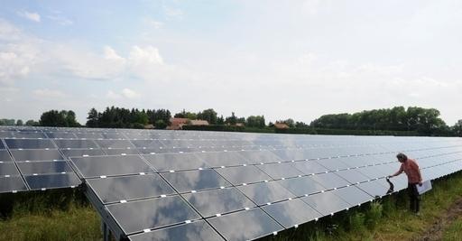 ドイツの太陽光発電、新記録を達成 一時2200万キロワット超える