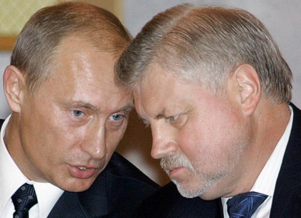 ロシアNo.3が「反プーチン」宣言