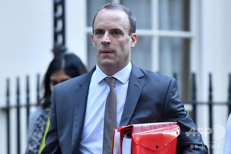 英EU離脱担当相が辞任、合意案に...