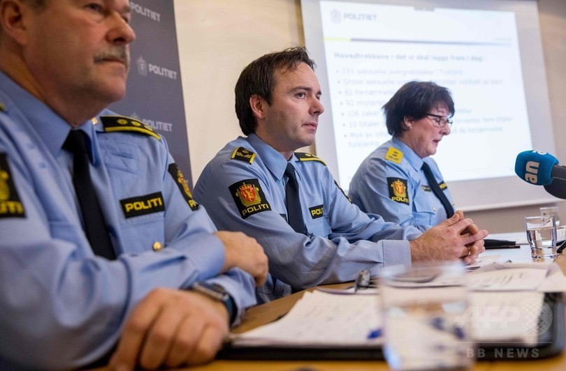 ノルウェー北部の小さな自治体で性的暴行151件、全土に衝撃