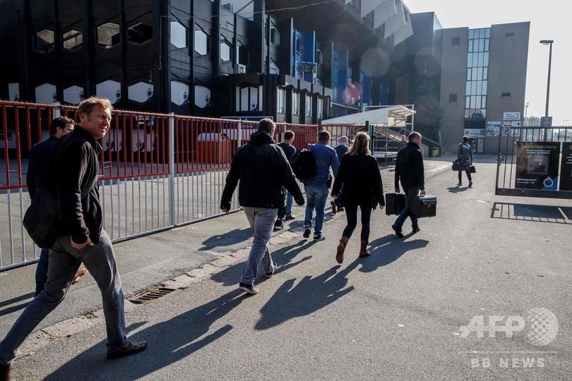 ベルギーサッカーに激震、詐欺・八百長疑惑で大規模捜索