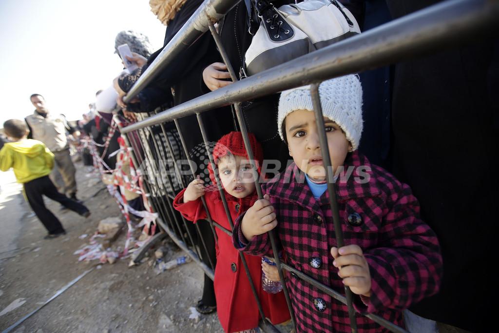 シリア難民の子どもたちに「深い心の傷」、国連が聞き取り調査