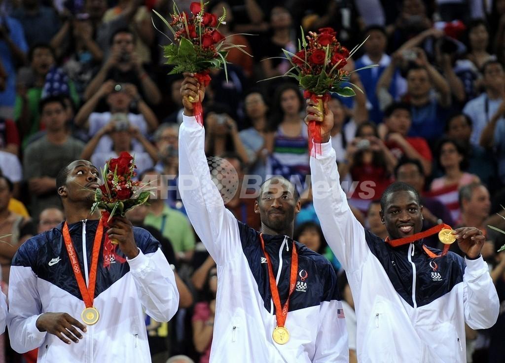 ロンドン五輪代表候補を発表、米バスケットボール