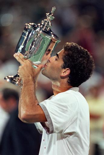【写真特集】全米オープンテニス、男子シングルス歴代優勝者
