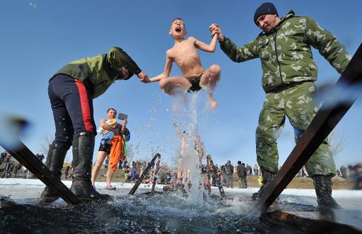 【特集】AFPのベストショット:1月14~20日