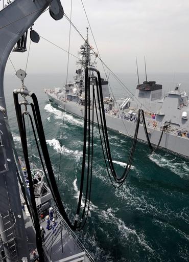インド洋給油、1月撤収を米国に伝達 長島防衛政務官