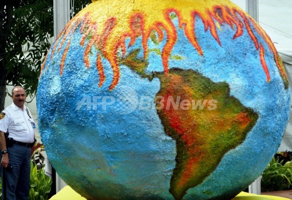 風・太陽・ココナツ油が握る南洋の島国の運命