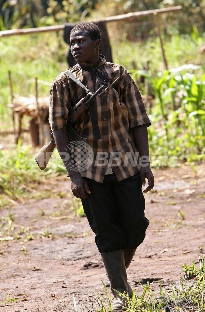 ウガンダ反政府勢力がコンゴで子ども90人を誘拐、ユニセフが即時解放を要請