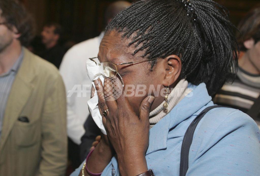 ルワンダ政府軍元少佐、国連平和維持部隊兵士殺害で有罪