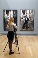 ファッション写真界の巨匠、ヘルムート・ニュートン回顧展