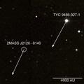 史上最大の恒星系を発見 「太陽」と惑星の距離1兆キロ