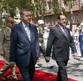 トルコ、イラク両首相、クルド人武装組織一掃へ向けた相互協力に合意