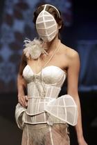 趣向を凝らした下着が一堂に、「パリ国際ランジェリー展」