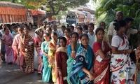 インド総選挙投票終了、政権交代の公算