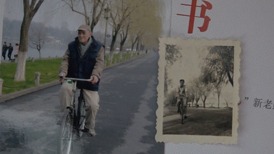 動画:80歳の自転車コレクター 収集歴60年