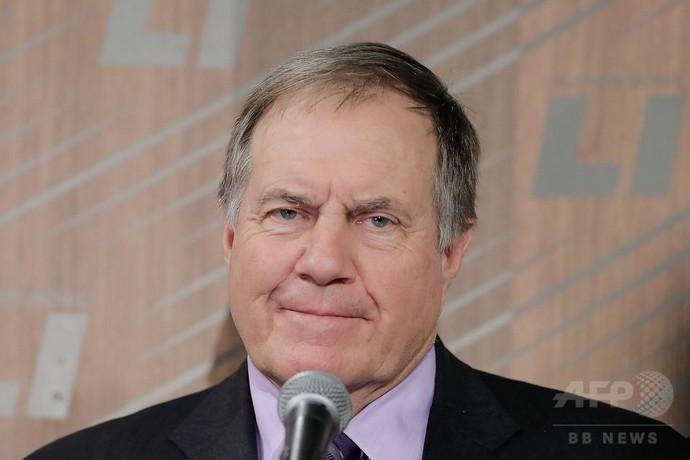 ペイトリオッツの名将ベリチックHC ― NFLのアレックス・ファーガソン