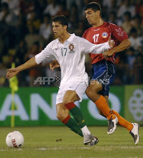 <サッカー 欧州選手権2008・予選>ポルトガル アルメニアと引き分ける