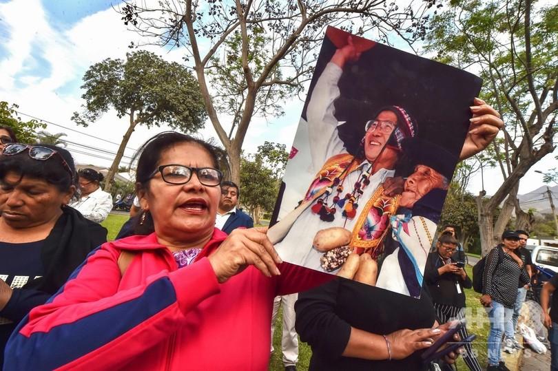 ペルー最高裁、フジモリ氏の恩赦を取り消し