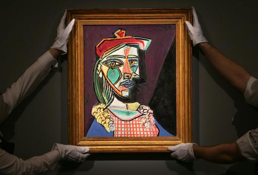 【特集】モネ、ピカソからバンクシー、AI絵画も 高額落札された絵画たち
