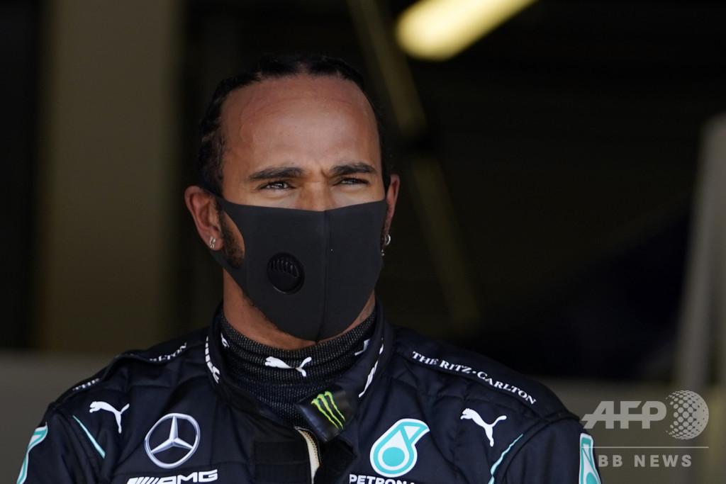 ハミルトンがレコードタイムでPP獲得、英国GP