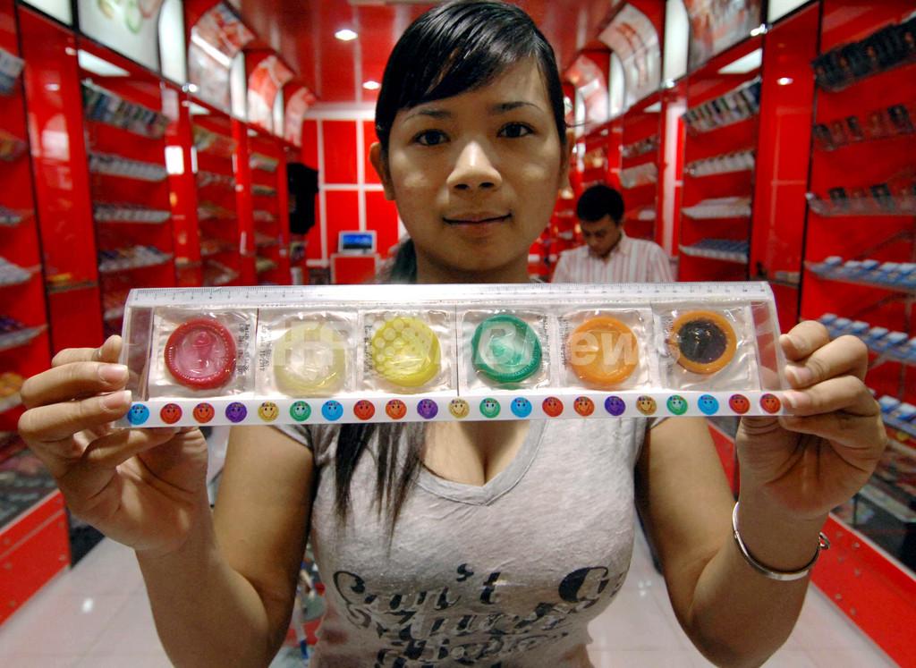 夫かパートナーからのHIV感染150万人超、アジア女性