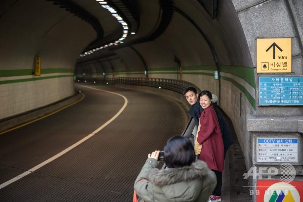 映画『パラサイト』、ロケ地巡りがブームに 韓国・ソウル