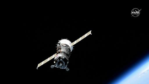 動画:ヒト型ロボット乗せたロシア宇宙船、ISSとのドッキングに失敗