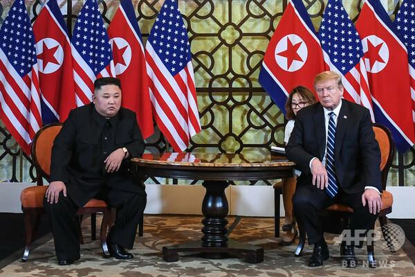 「非核化に向け議論継続で合意」と報道 米朝首脳会談で朝鮮中央通信