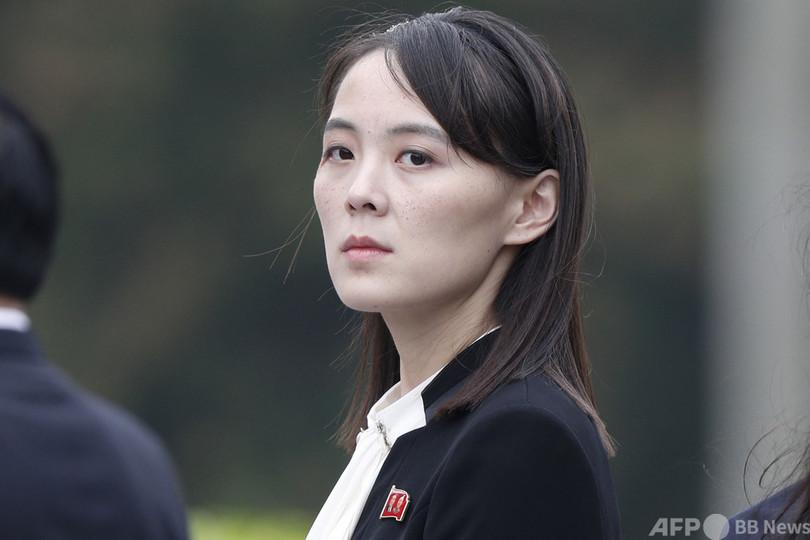 金氏の妹、韓国大統領を「米国に飼われたオウム」と非難 写真3枚 国際 ...